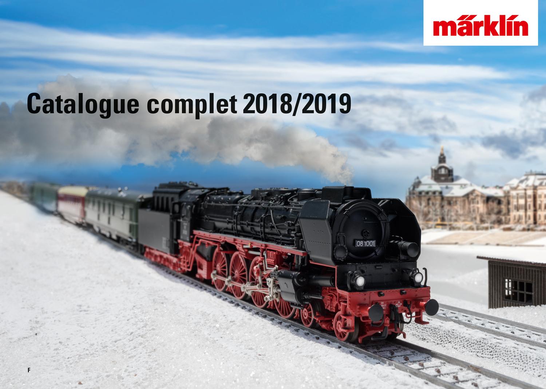 Märklin Katalog 2018/2019 FR