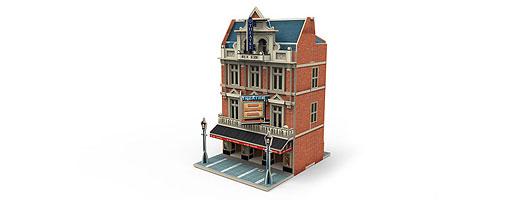 "Märklin Start up - Puzzle 3D bâtiment ""Théâtre"""