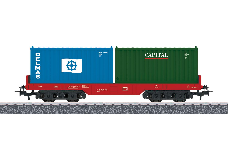 Märklin Start up – Container Car