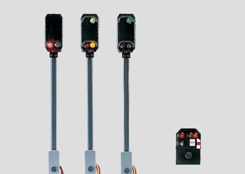 Color Light Home Signal.