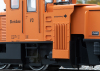 Track Cleaning Locomotive