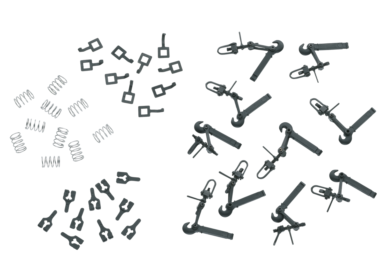 Retrofit Set of Reproduction Prototype Couplers