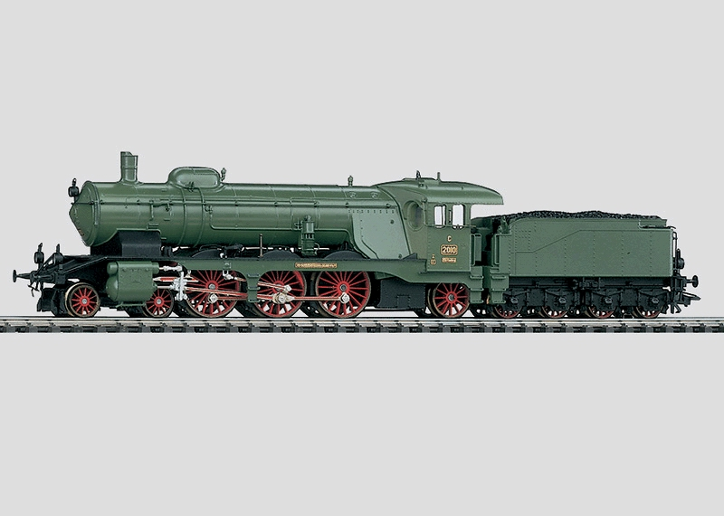 Express Locomotive.