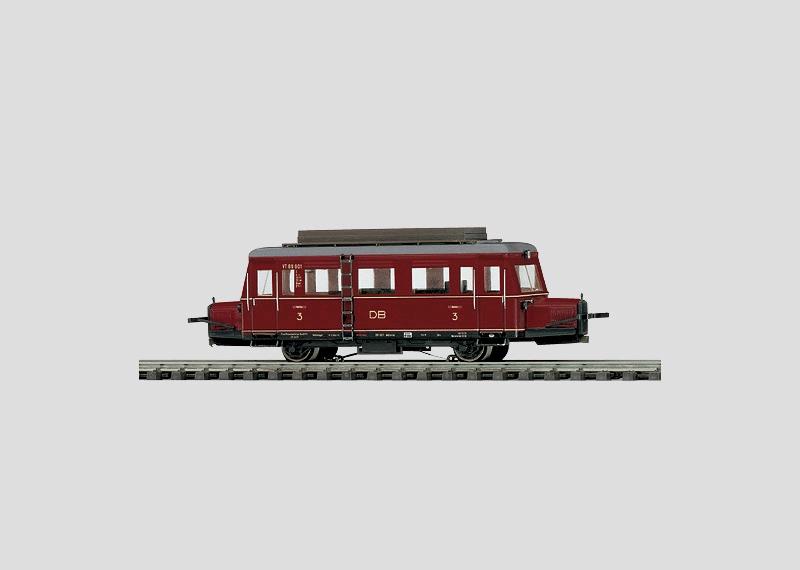 Rail Bus.