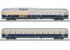 """Rheinpfeil 1963"" Express Train Passenger Car Set 2"