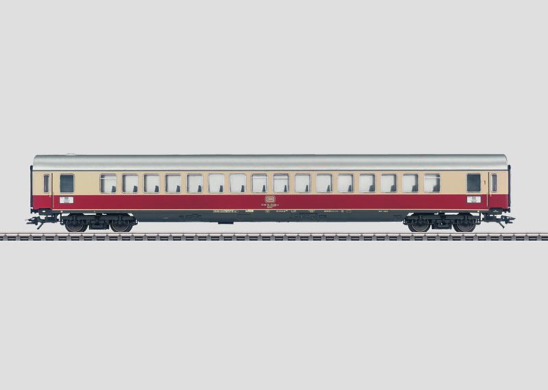 TEE Express Train Passenger Car.