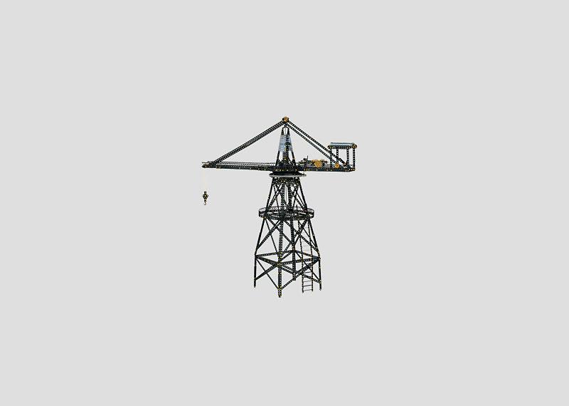 """Tower Slewing Crane"" Metal Construction Set."
