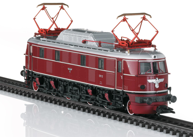 Elektrolokomotive Baureihe E 19.1