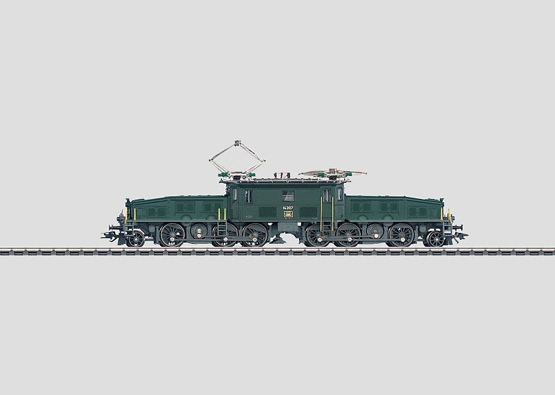 """Crocodile"" Electric Locomotive."