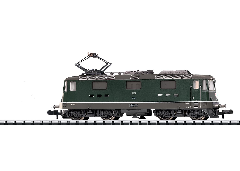 Elektrolokomotive Reihe Re 4/4 II