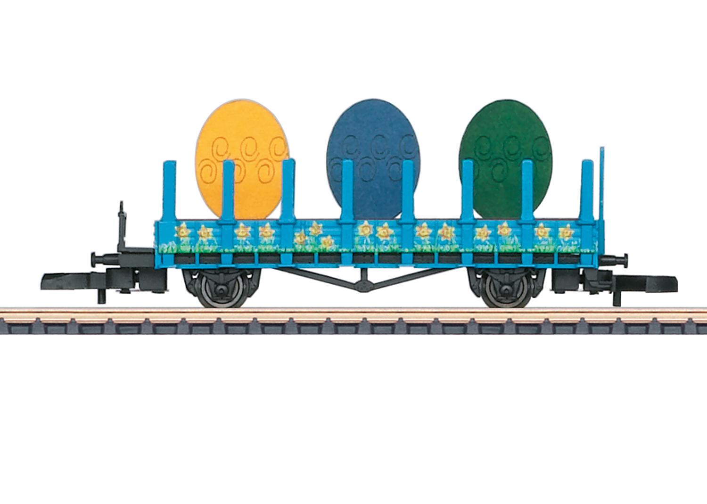 Easter Car for Z Gauge in 2021
