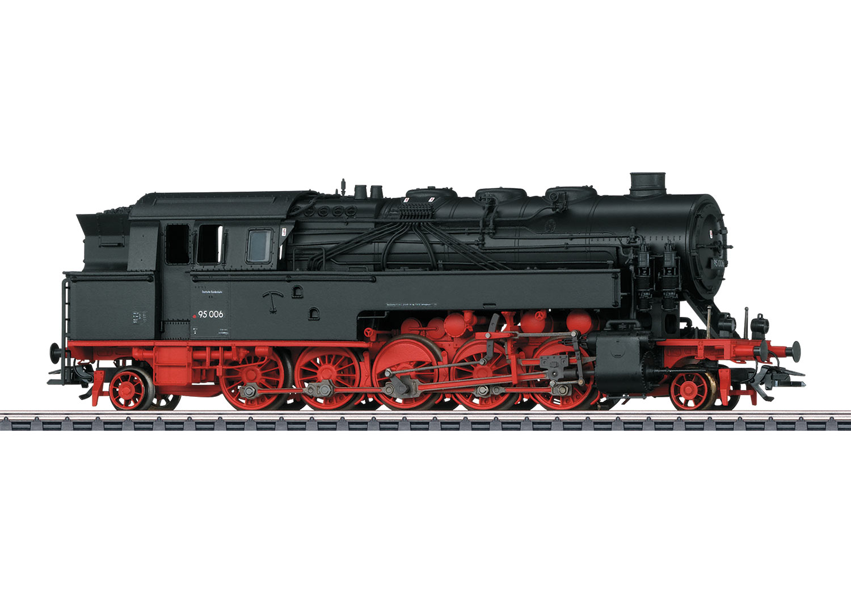 Güterzug-Tenderdampflokomotive BR 95.0