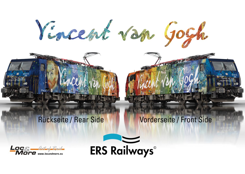 ES 64 F4-206 Electric Locomotive