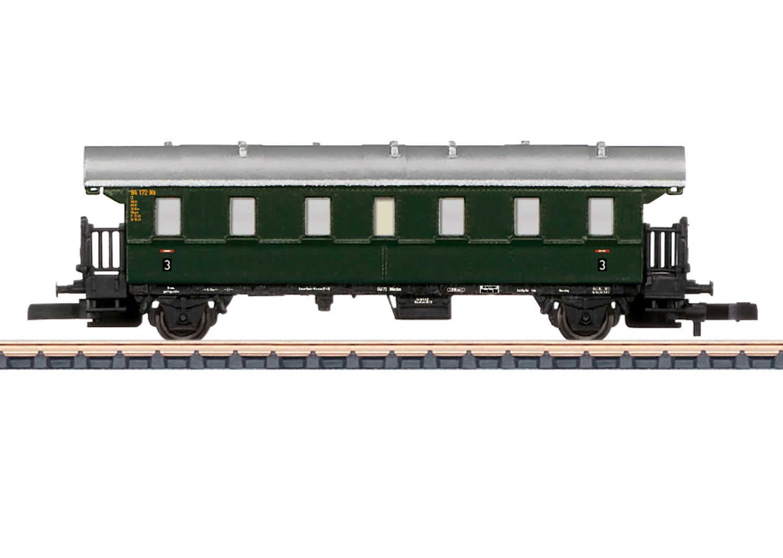 """""""Donnerbüchse"""" / """"Thunder Box"""" Standard Design Passenger Car"""