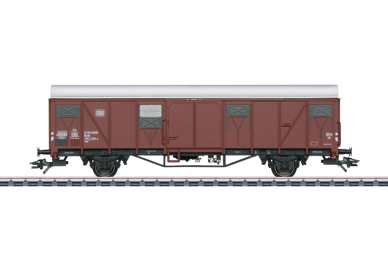 Type Gbs 254 Boxcar