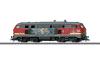 """Betty Boom"" Class 218 Diesel Locomotive"