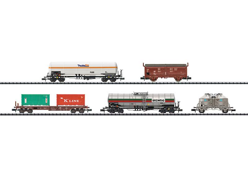 "Wagen-Set ""Gütertransport"""