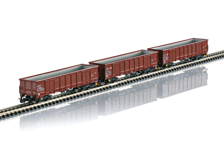 Hochbordwagen-Set Eanos