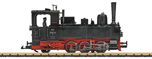 ÖBB Dampflok BR 298