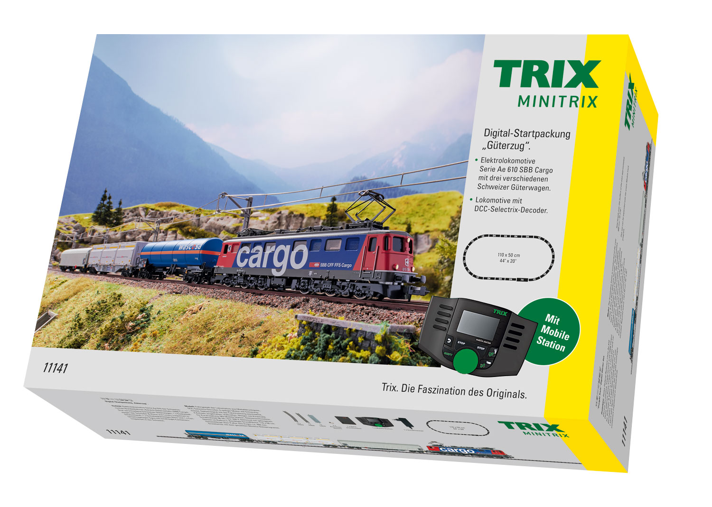 "Digital-Startpackung ""Güterzug"""
