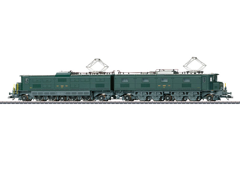 Class Ae 8/14 Double Electric Locomotive