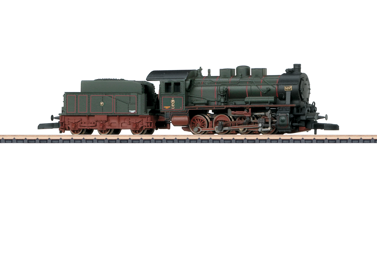 Class G 8.1 Steam Locomotive