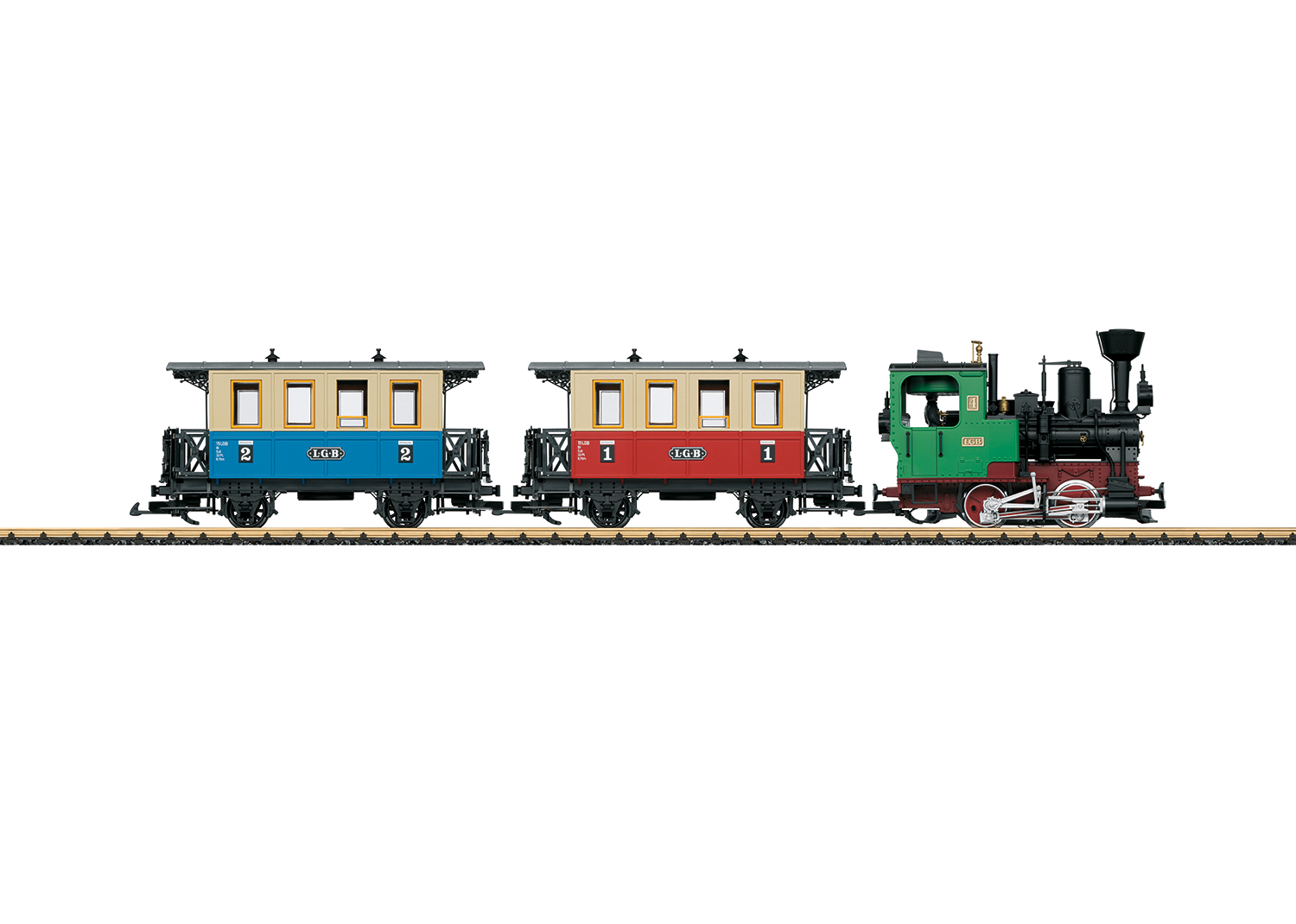 Passenger Train Starter Set