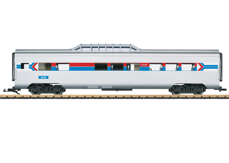Amtrak Vista Dome Car