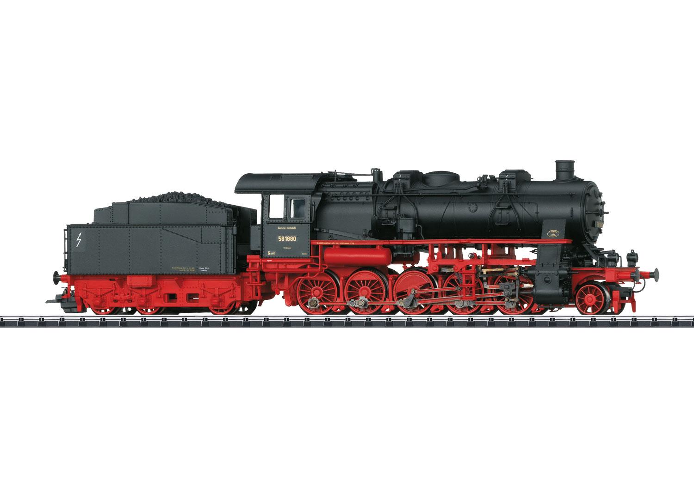 Dampflokomotive Baureihe 58.10-21