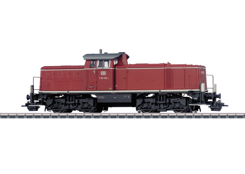 Diesellokomotive Baureihe V 90
