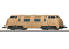 Class V 200 Diesel Locomotive in Real Bronze