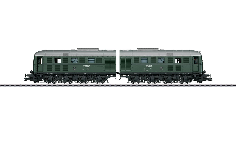 Diesel Locomotive Road Number V 188 001 a/b