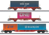 Type Lgs 580 Container Transport Car Set