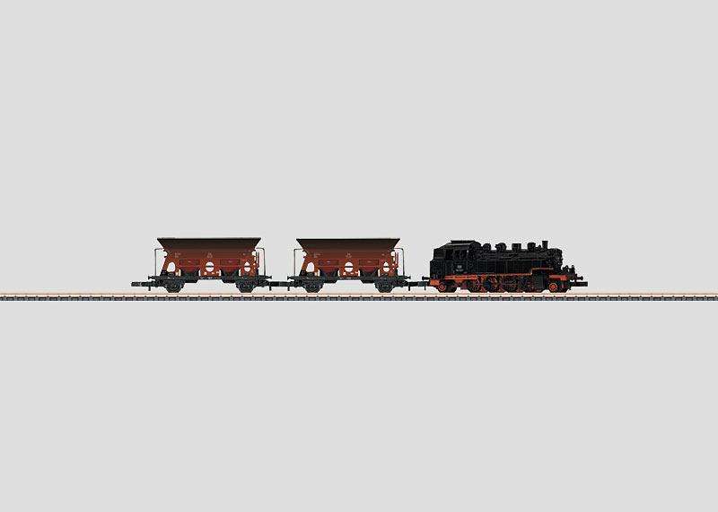 Coal Transport Train Set.