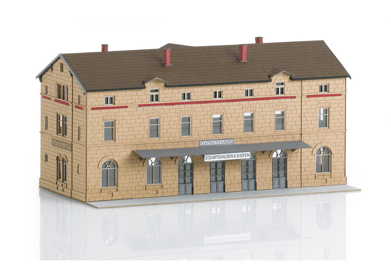 "Building Kit of the ""Eckartshausen-Ilshofen"" Station"