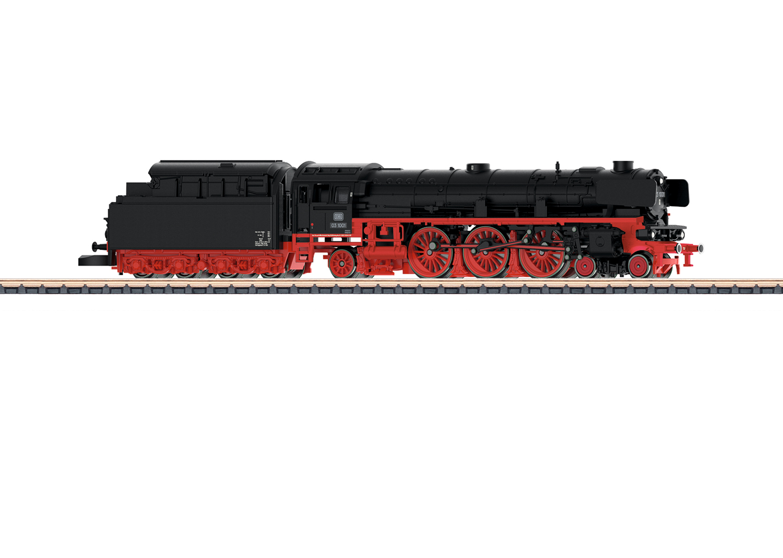 Dampflokomotive Baureihe 03.10