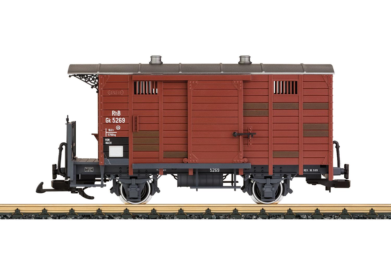 RhB-Güterwagen Gk 5269