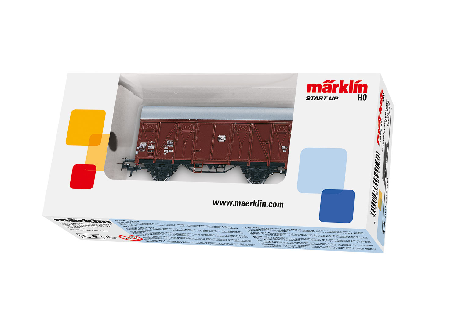 Märklin Start up - Boxcar