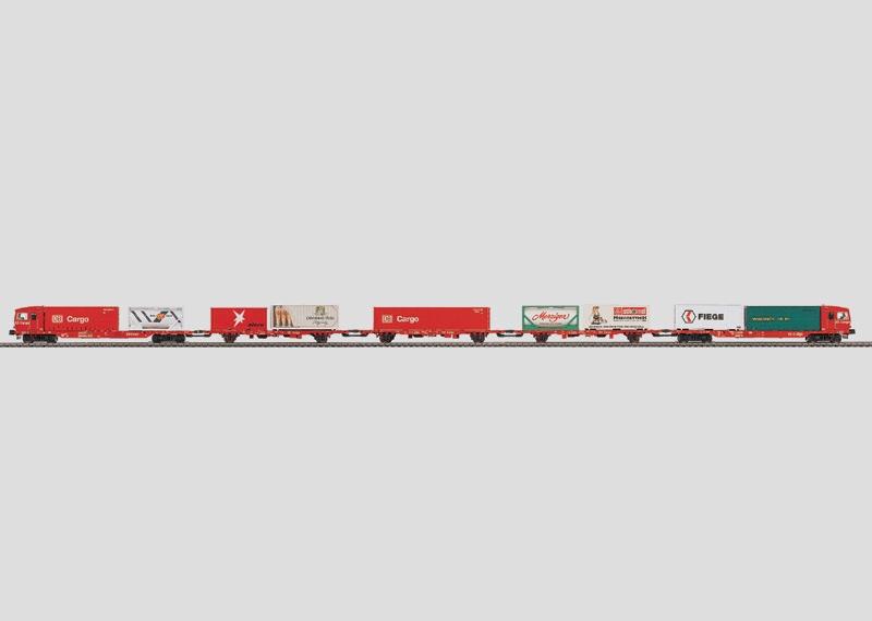Gütertriebwagen.