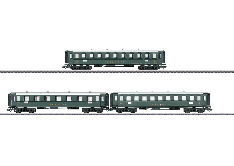 Drei Personenwagen