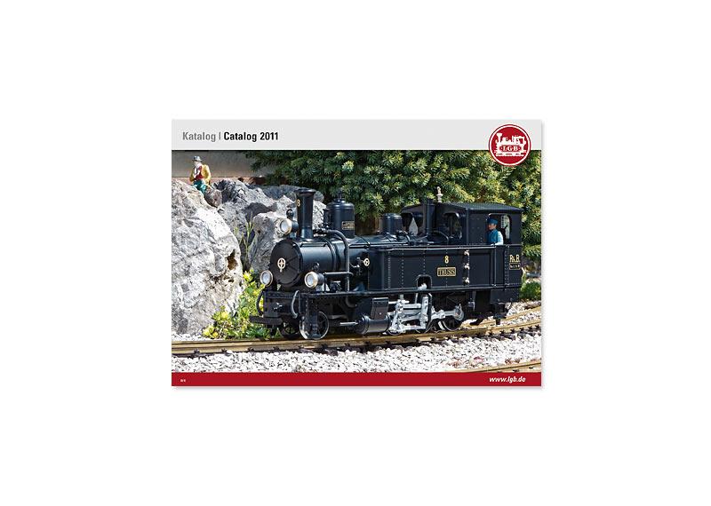 LGB Catalog 2011 DE/EN