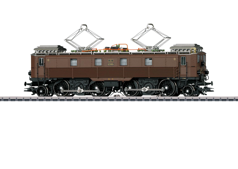 Class Be 4/6 Electric Locomotive