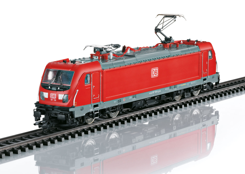 Elektrolokomotive Baureihe 187.1