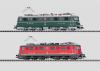 "Electric Locomotives - Double Set ""50th Anniversary of the Ae 6/6""."