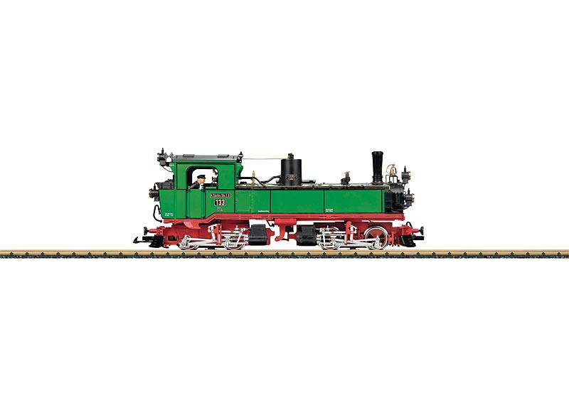 Sächsische Dampflok IV K