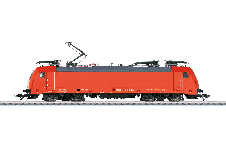 Class E 186 Electric Locomotive