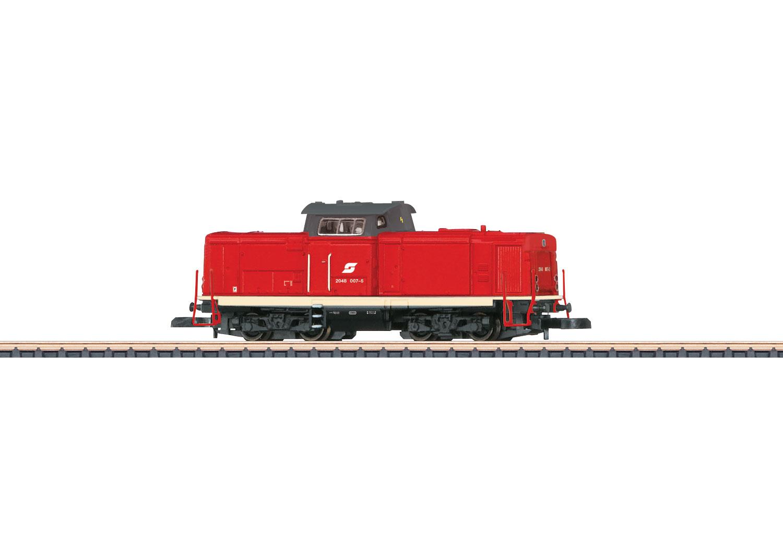 Class 2048 Diesel Locomotive