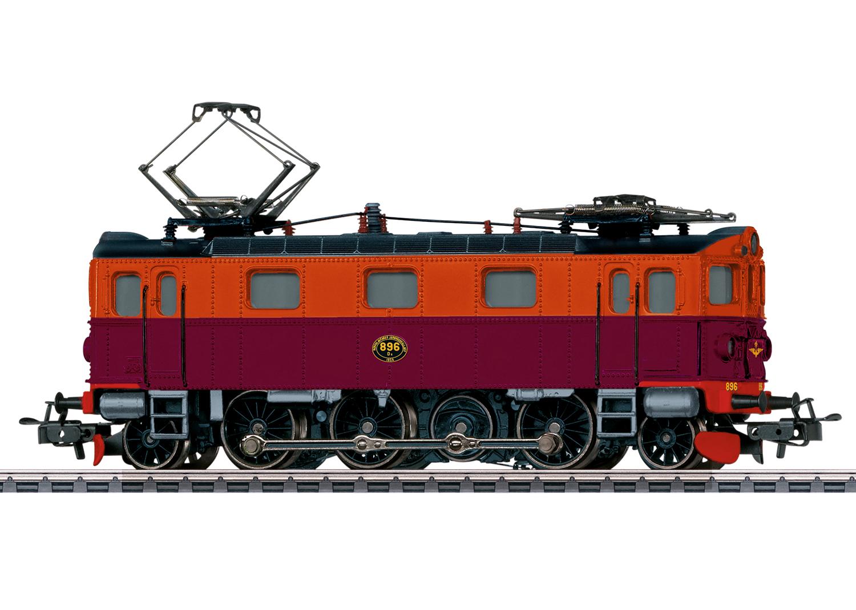 Class Da Electric Locomotive