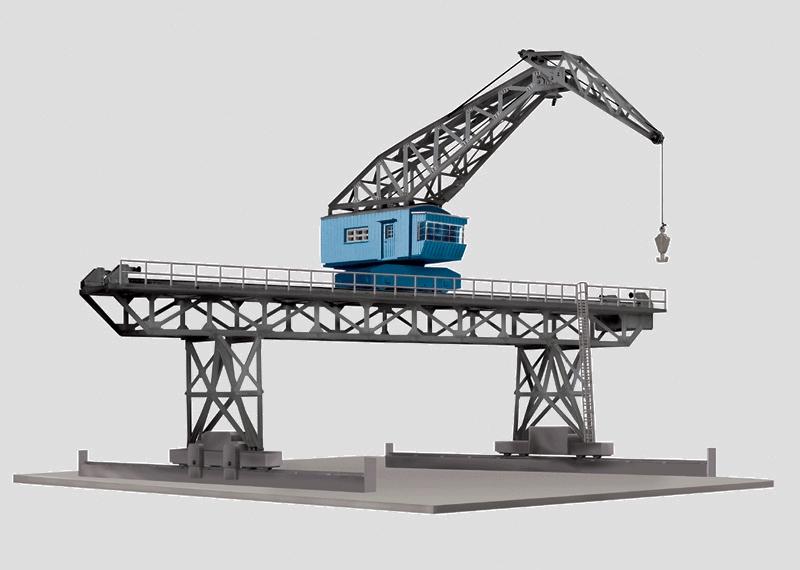 Harbor Freight Gantry Crane >> Gantry Crane. | Märklin
