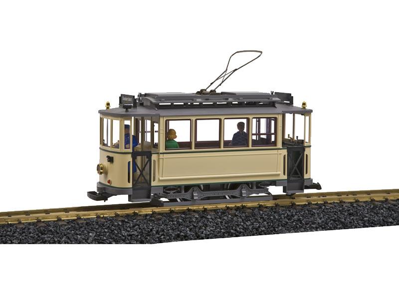 Straßenbahn, neutral